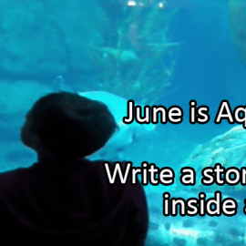 Writing Prompt for June 6: Aquarium