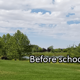 Writing Prompt for August 8: Before School
