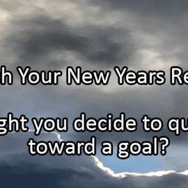 Writing Prompt for January 17: Ditch Resolution Day