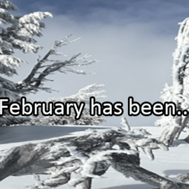 Writing Prompt for February 27: February