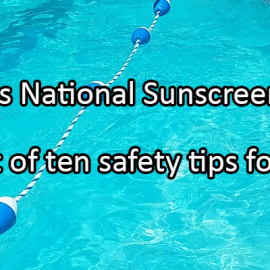 Writing Prompt for May 27: Sunscreen