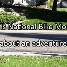 Writing Prompt for May 21: Bike Month