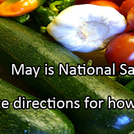 Writing Prompt for May 28: Salad