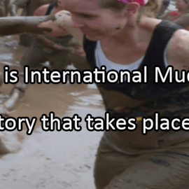 Writing Prompt for June 29: Mud!