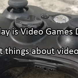 Writing Prompt for July 8: Video Games