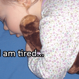 Writing Prompt for October 19: Tired