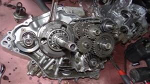 Yamaha Grizzly ATV Forum  1999 Big Bear 350 4x4 Engine Rebuild Question