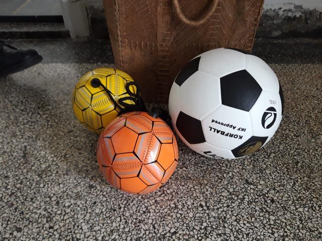 Win een (wedstrijd)bal tijdens de eindsprint van de Grote Clubactie