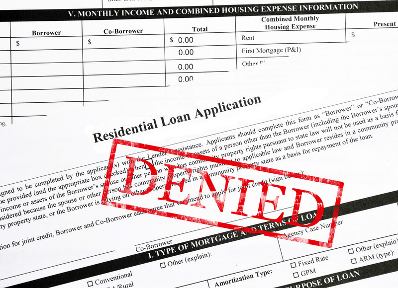 Failure to qualify for a mortgage: Top 3 reasons