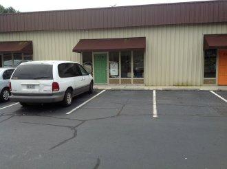 FMCC Office Entrance