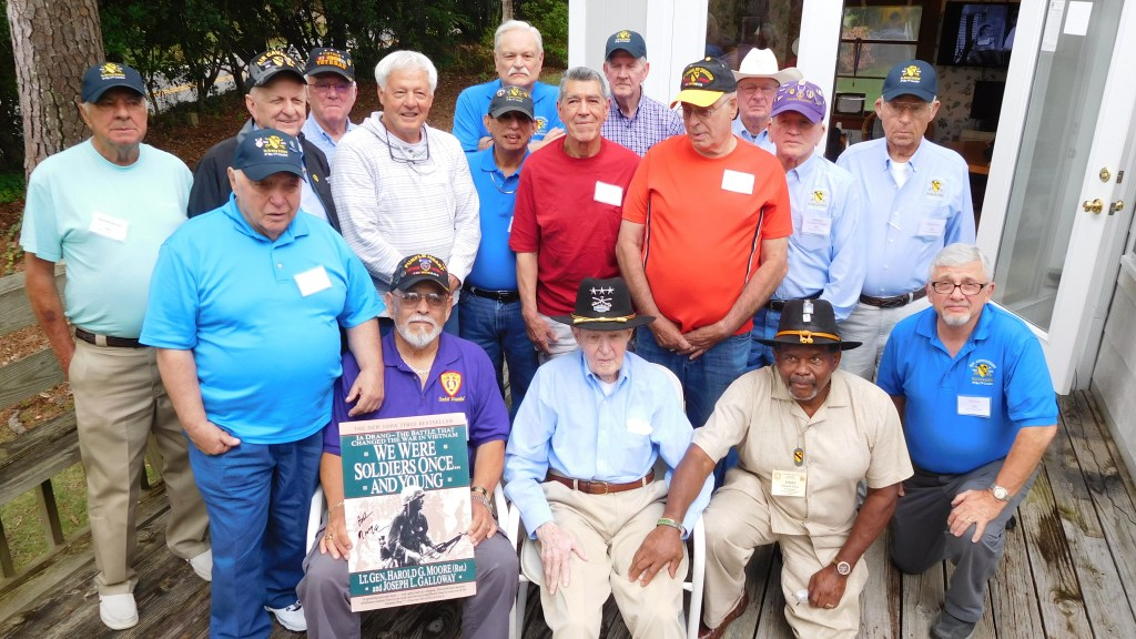 With Vets at 94 years old