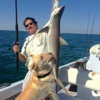Fort Myers Fishing Report ~ lemon shark, offshore