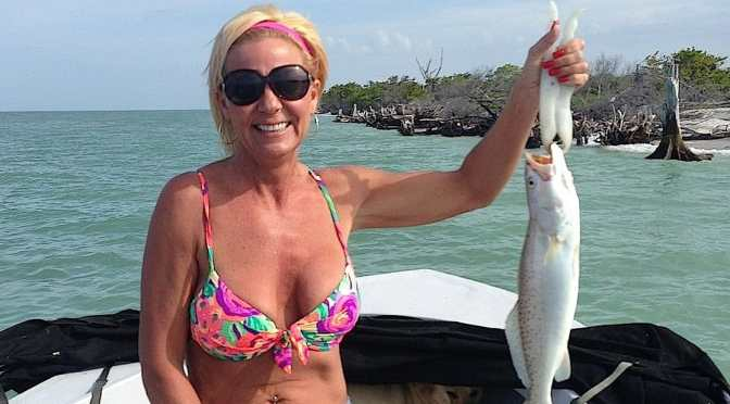 Sea Trout, North Captiva, April 29, Fort Myers Fishing Charters & Fort Myers Fishing Report.