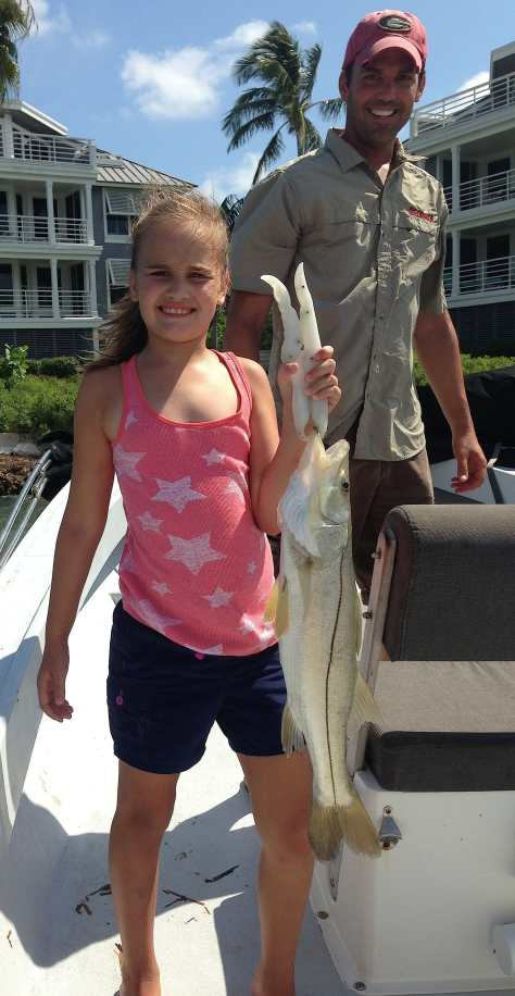 Snook, Redfish Pass, July 26, Fort Myers Fishing Report & Fort Myers Fishing Charters.