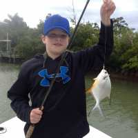 12-31-13, Fort Myers Fishing Report: Permit, Inshore, Roosevelt Channel ~ #FortMyersFishing