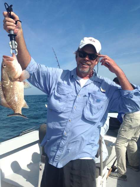 Grouper, 4-6-14, Fort Myers Fishing Report & Charters ~ #FortMyersFishing.