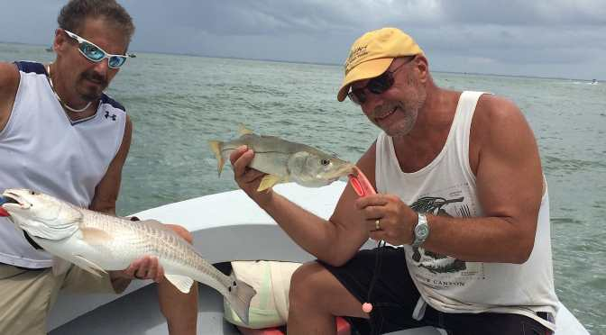 Fort Myers Fishing Report, Wednesday, 7/22/15: Redfish & Snook ~ #FortMyers.