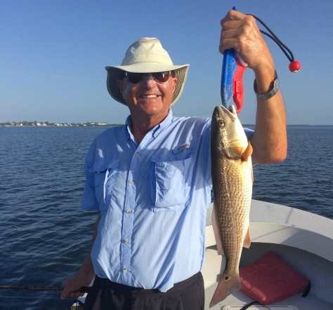 Fort Myers Fishing Report, Sunday, 8/9/15: Redfish ~ #FortMyers.