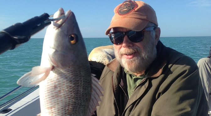 Fort Myers Fishing Report, Snapper, Saturday, February 4, 2017.