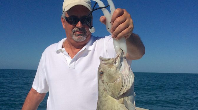 Fort Myers Fishing Report, Grouper, Monday, March 20, 2017.