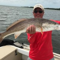 Fort Myers Fishing, July 16, 2017