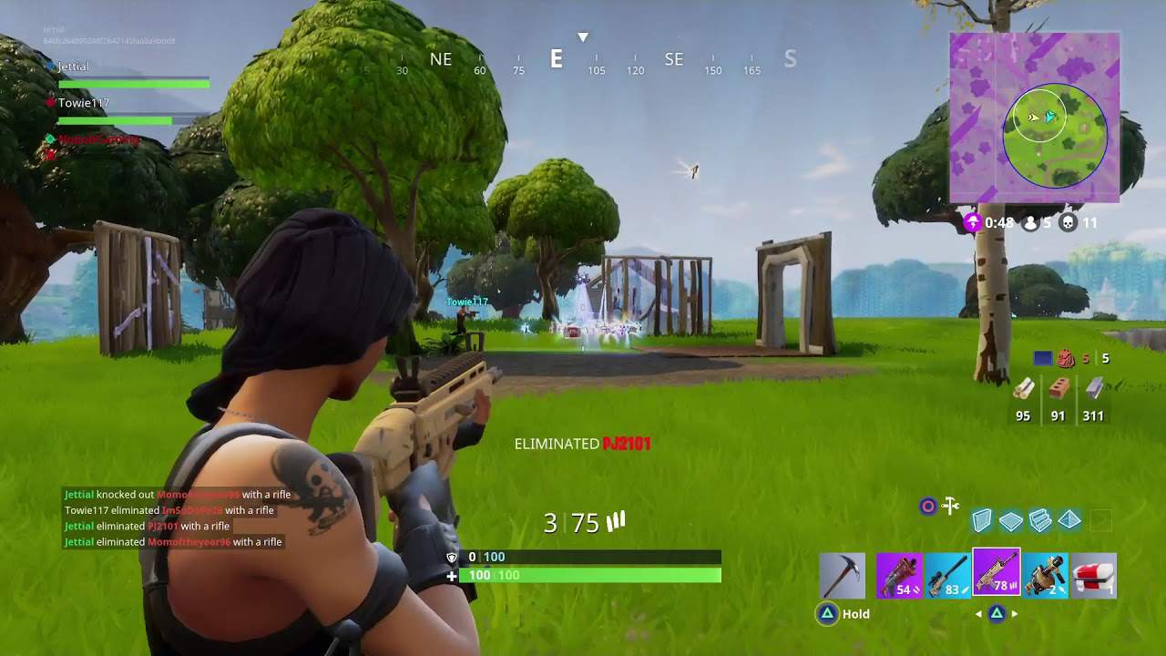 Tfue Reacts To New Crouch Peek Glitch In Fortnite Battle Royale