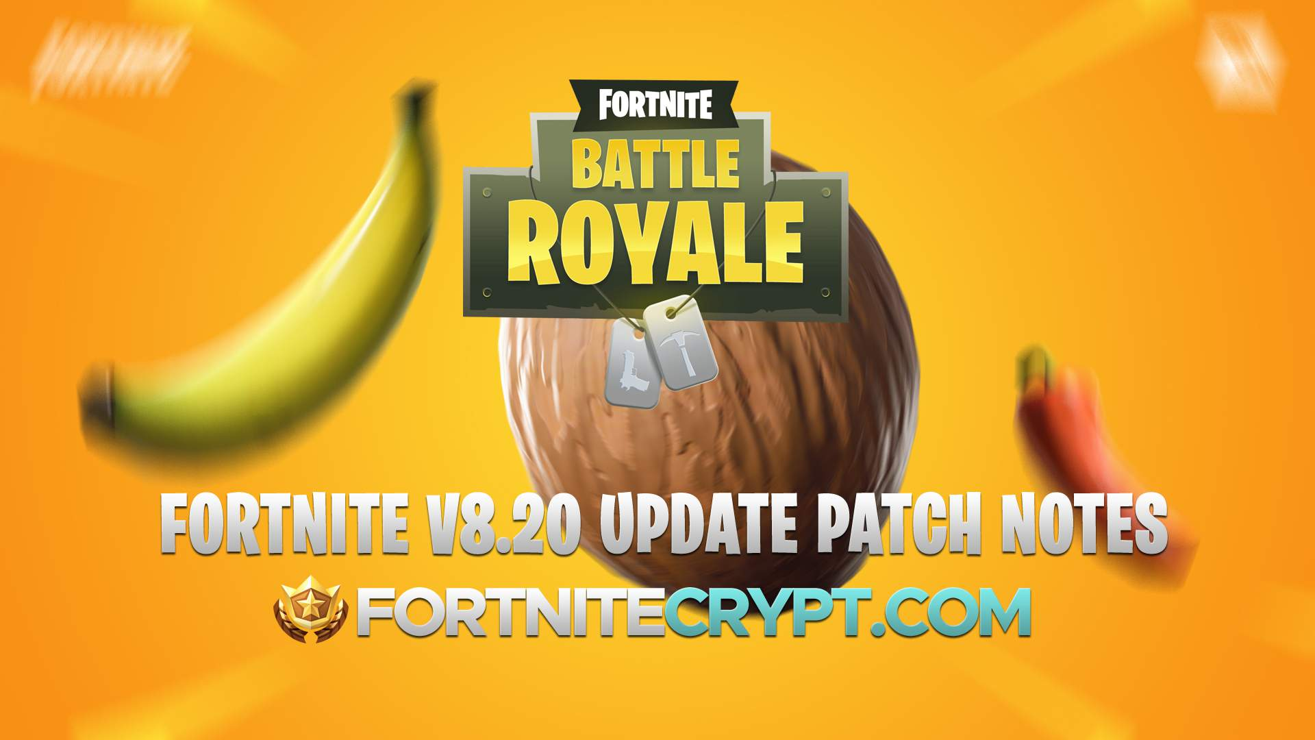 Fortnite V8 20 Update Patch Notes Poison Trap Ranked Arena Mode