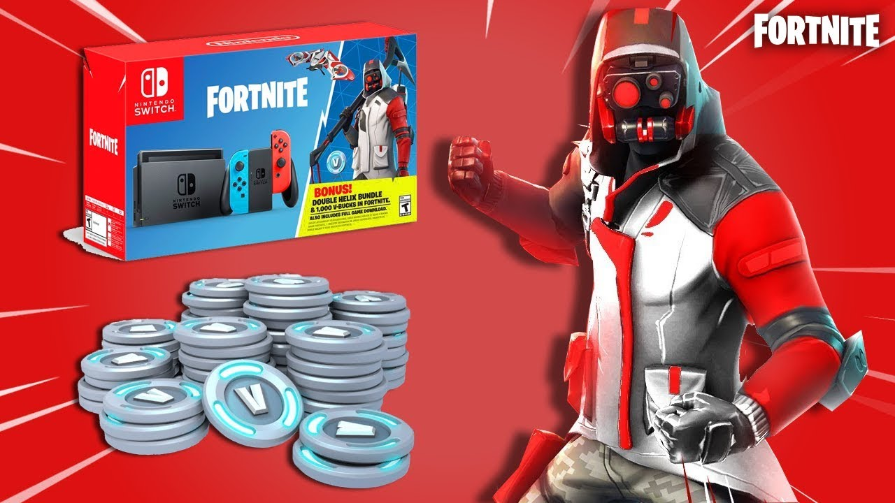 Fortnite Double Helix Bundle Switch 60 00 Fortnitecrypt