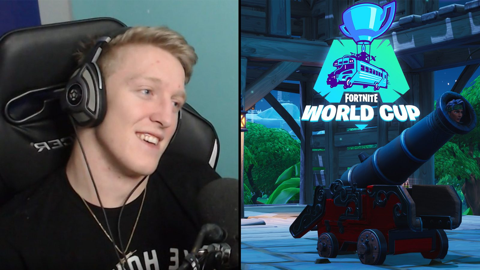 Tfue Fails Miserably While Explaining His Fortnite World Cup