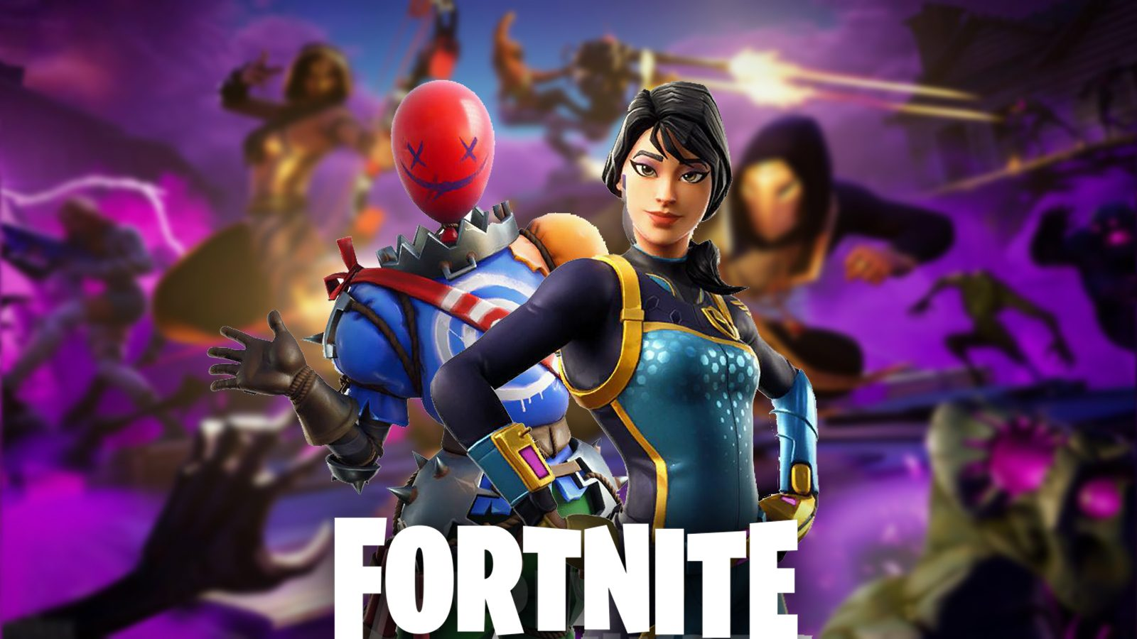 Leaked Fortnite Skins And Cosmetic Items From V9 20 Update