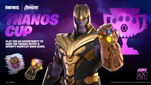 Thanos Cup 21st June 2021