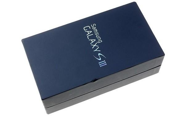 Samsung Galaxy SIII - Box