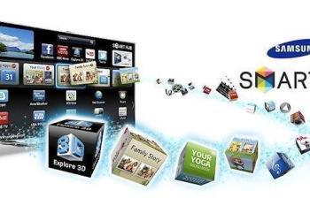 Samsung Series 8 TV - Header