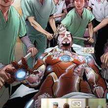 invincible iron man vol 9 hard cover
