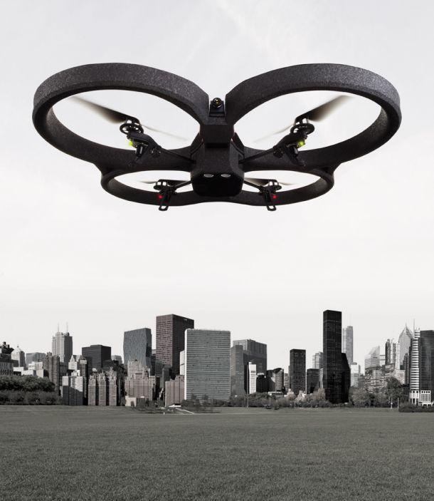 A.R.Drone 2 - Flight