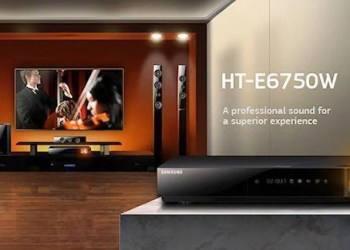 Samsung HT-E6750W Home Entertainment System