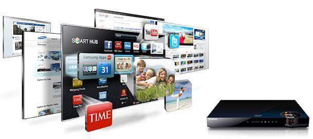 Samsung HT-E6750W - Smart Hub