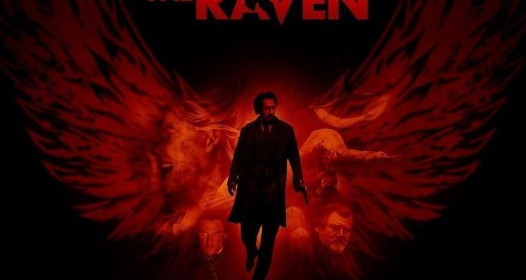 the raven film review