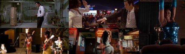 tarantino dance scene