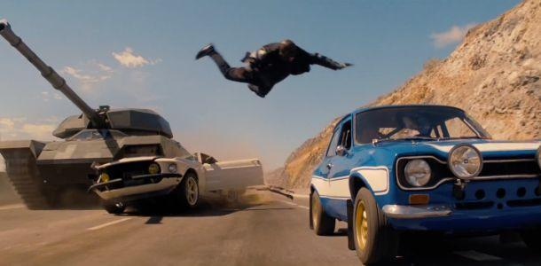 Fast & Furious 6-Extended Trailer