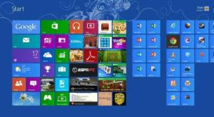 Windows 8 - Metro UI Live Tiles