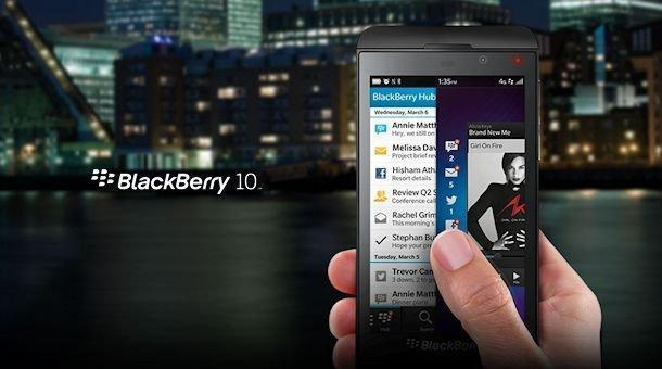 BlackBerry 10-OS Review - Header