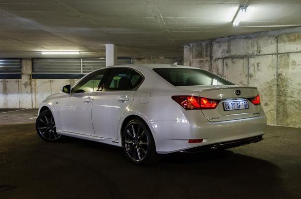 Lexus GS450h Hybrid 2013