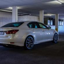Lexus GS450h Hybrid 2013 (9) - Copy