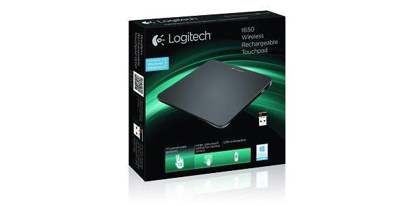 Logitech T650 - Box