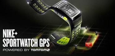 Nike+ SportWatch GPS - Header