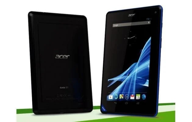 Acer Iconia B1 - Front