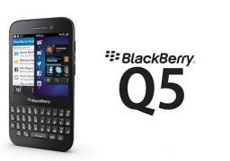 BlackBerry Q5 - Header