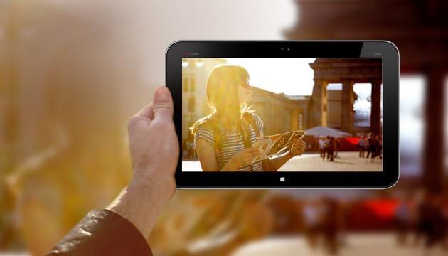HP Envy x2 - Camera