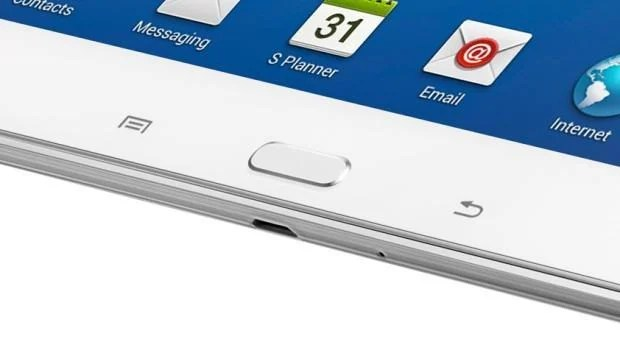 Samsung Galaxy Tab 3 10.1 - Buttons
